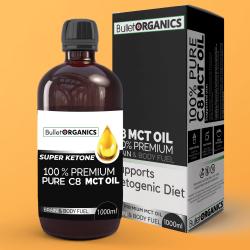 1000ml Premium Pure 100% C8...
