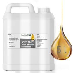 5 Litre Certified Organic...