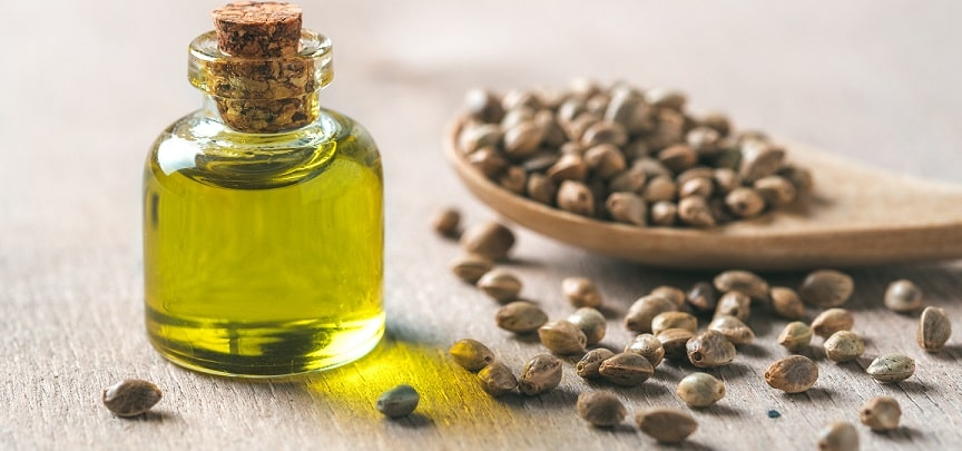 quality Hemp Seed Oil